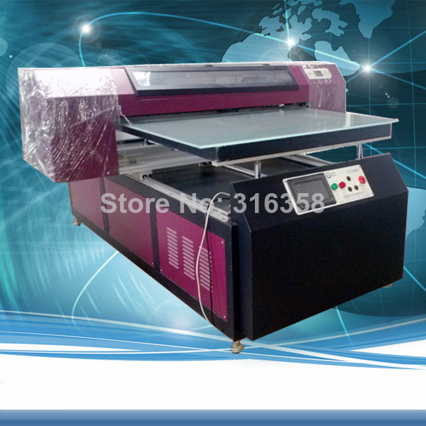 8 Color DX5 Head A0 Size 1118mm*1300mm Print Size Multifunction Flatbed Printer(China (Mainland))