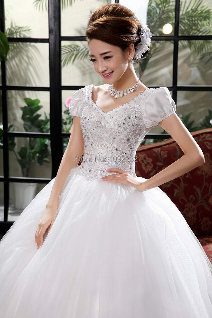 Z stock 2015 new plus size bridal gown wedding dress for Cheap plus size wedding dresses under 50
