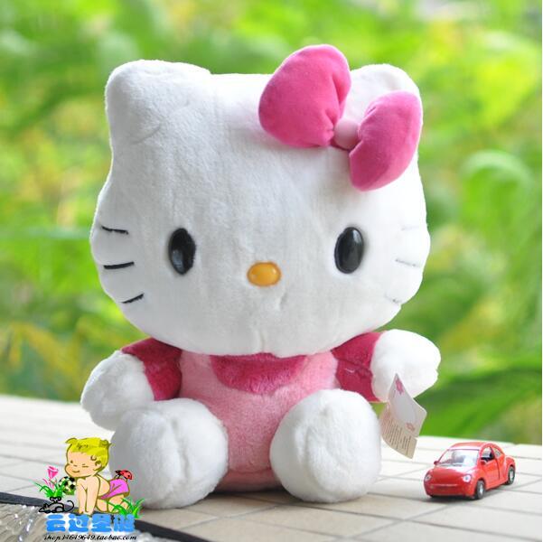 Large Hello Kitty dolls Toys plush Children's Toy Big Pillow Girls Baby Birthday gifts(China (Mainland))