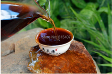 ripe pu er tea 200g oldest puer tea ansestor antique honey sweet dull red Puerh