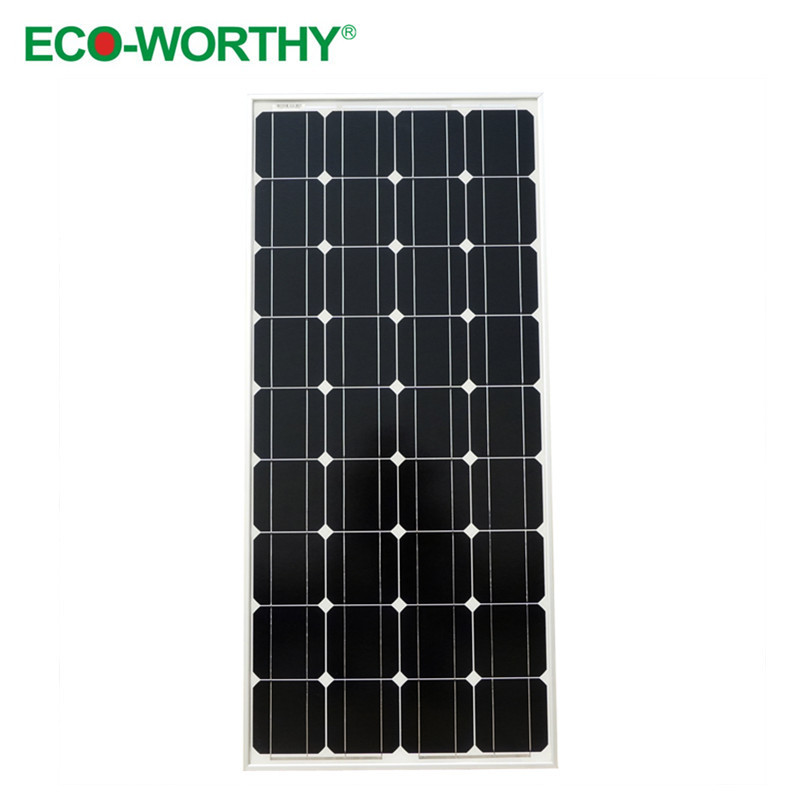 2015 USA stock 100 W mono 100Watts Photovoltaic PV Solar Panel Off Grid for 12V RV Boat camping(China (Mainland))