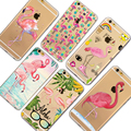 Case For iPhone 6 6S 7 5 5S SE Plus 6Plus 6sPlus Colorful Floral Paisley Flower Mandala Henna Clear Silicone Soft Cover Fundas