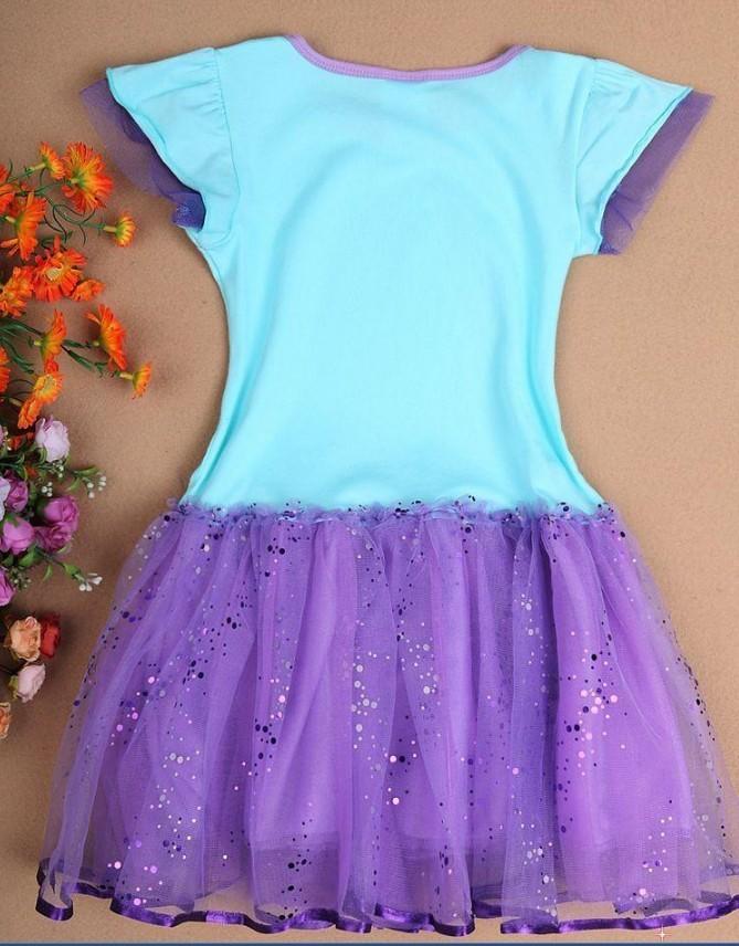 Платье для девочек New brand ,  2/8 HJI07