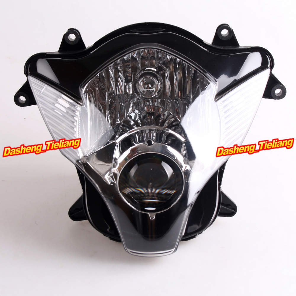 New Motorcycle Headlight  for 2006 2007 06 07 GSX-R / GSXR 600 750 K6, China Parts and Accessories Manufacturer<br><br>Aliexpress