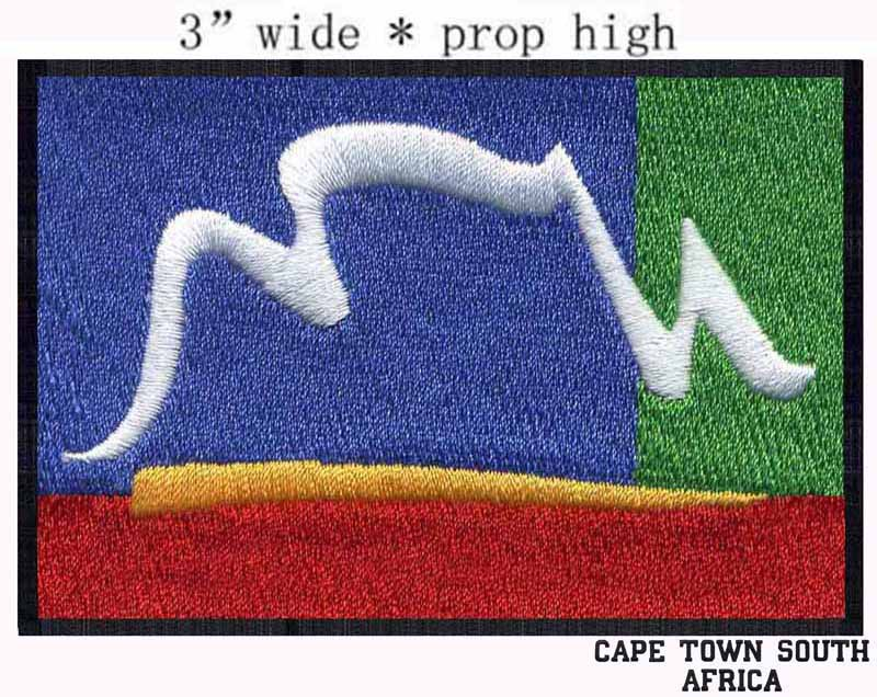 Embroidery cape town makaroka