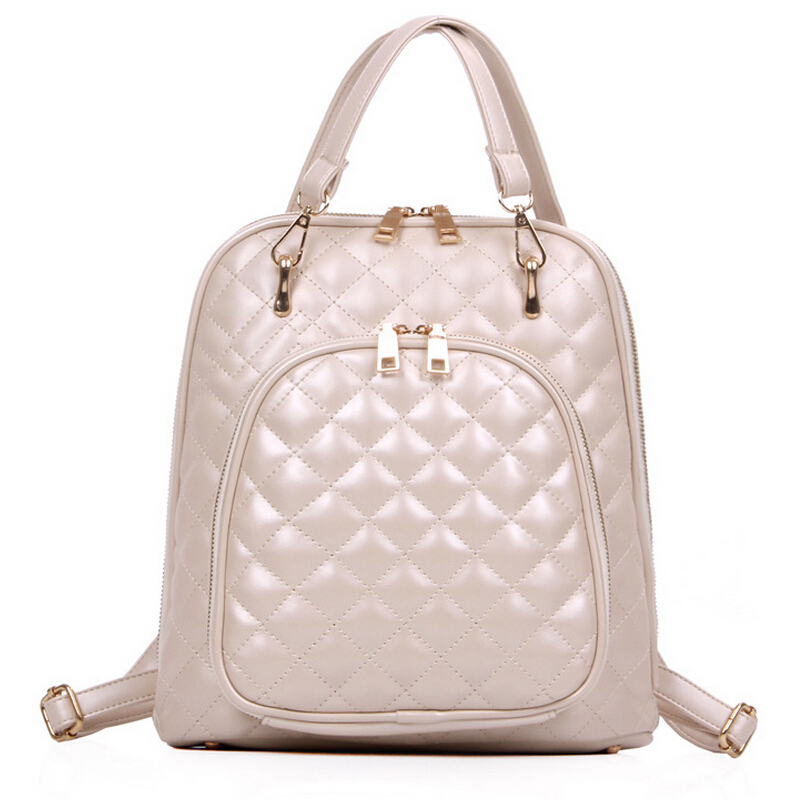 NEW arrival Lady leather bags Girl backpacks School bag women shoulder bag Fashion bags messenger tote(China (Mainland))