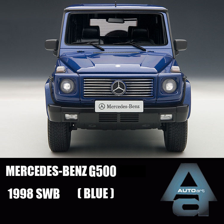 1:18 Autoart Benz G500 1998 - Mercedes Benz SWB car model<br><br>Aliexpress