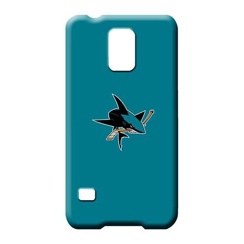 Abstact High-end Protective Stylish Cases cell phone carrying cases San Jose Sharks Ice hockey logo for samsung galaxy s5 case(China (Mainland))