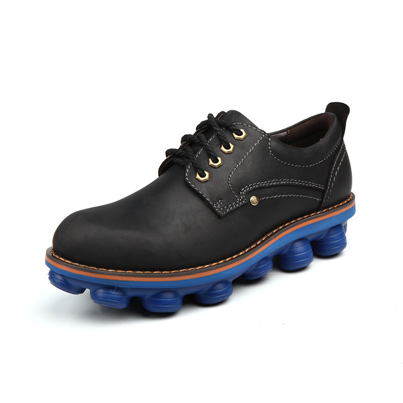 fashion s leather boot outdoor waterproof