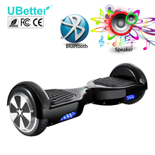 """6.5"""" Electric Hoverboard Self Balancing Scooter 2 Wheel Electric Scooter Hoover Board Smart Balance oxboard UBetter UL Battery(China (Mainland))"""