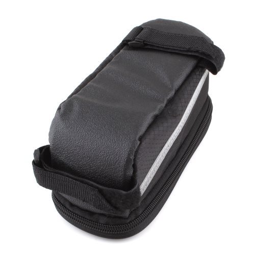 Hot Cycling Bike Bicycle Waterproof Frame Pannier Front Cell Phone Tube Bag Case #22678