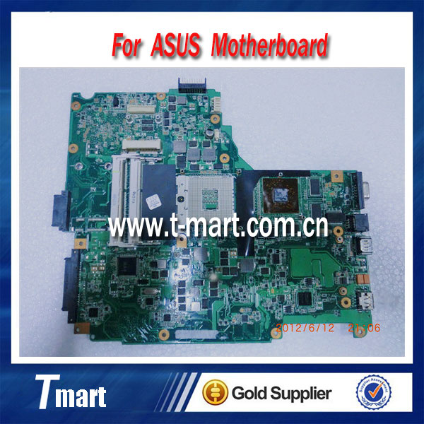 100% Original for ASUS N61JA laptop motherboard good condition working perfectly<br><br>Aliexpress