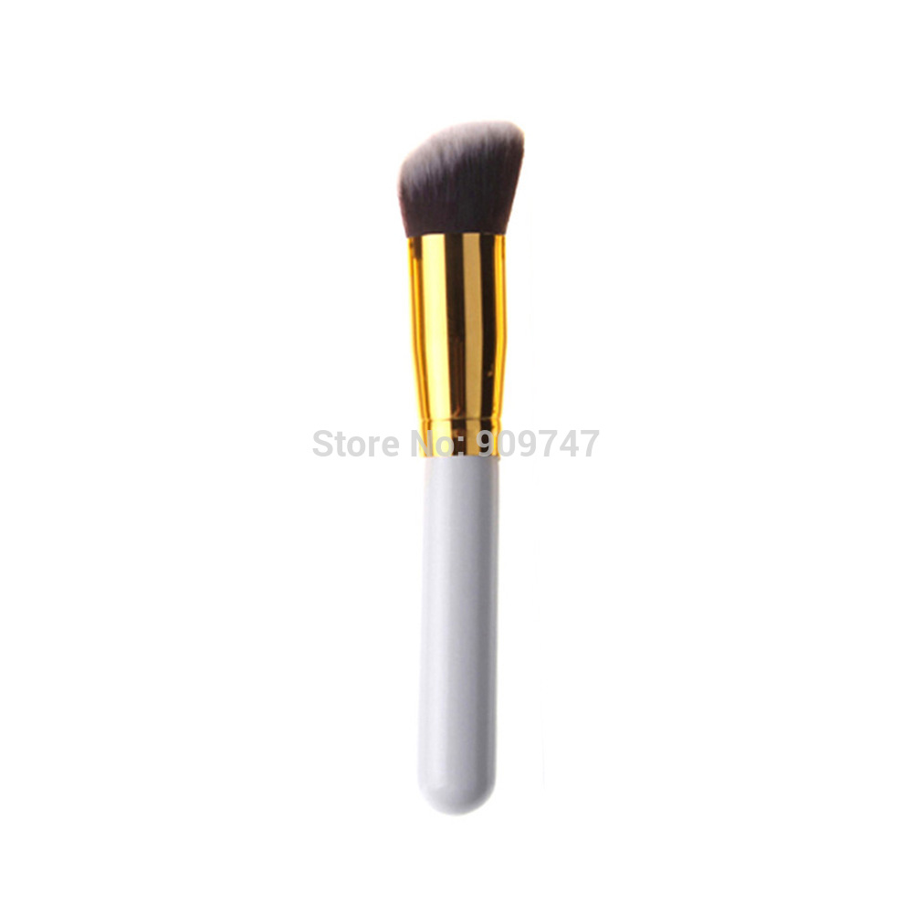 Oblique top cosmetics face brush makeup brush powder blush contour foundation Concealer blush single brush