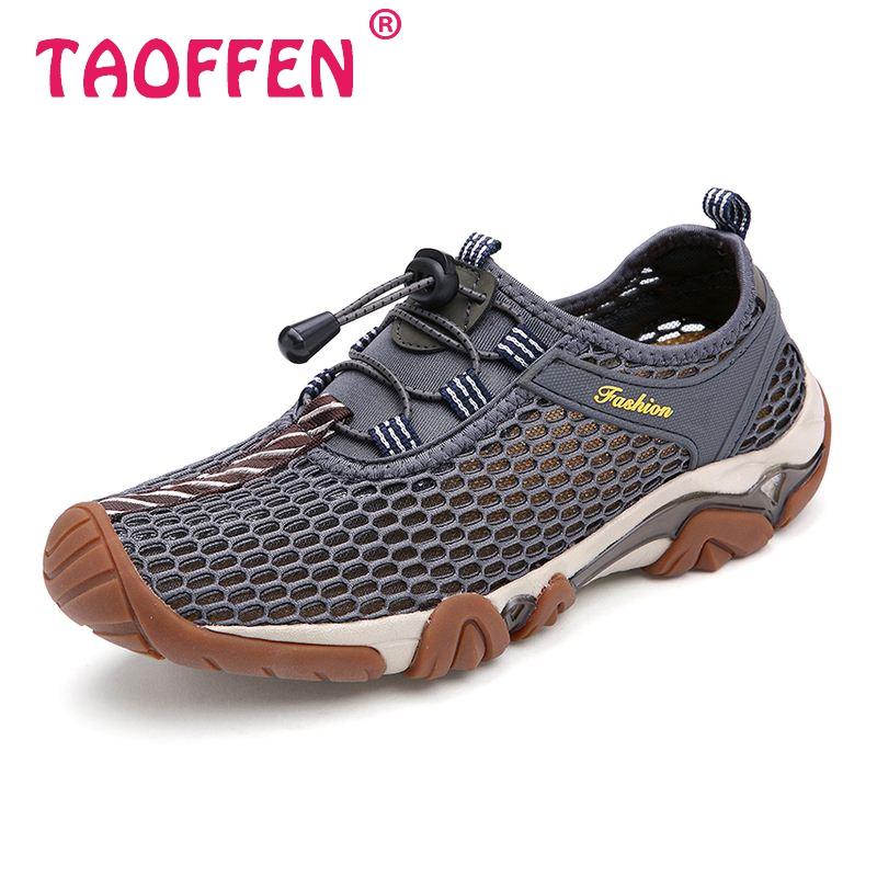 Homens Sapatos Casuais dos homens Novos da Chegada de Moda Escavar Flats Deslizar Sobre Gladiador Sapatos de Caminhada Homem Lazer Calçado Tamanho38-44 M0051(China (Mainland))