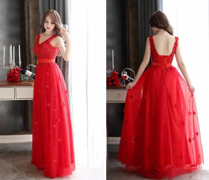 dresses ground YingYuanFang Week's 18