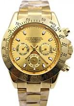Nuevo 2015 lujo Top calidad de acero inoxidable para hombre Band fecha automática 6-Hands Daytona mecánico reloj