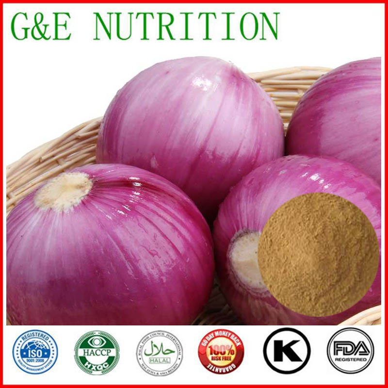 200g New Arrival Onion/ Allium cepa Extract Powder with free shipping <br><br>Aliexpress
