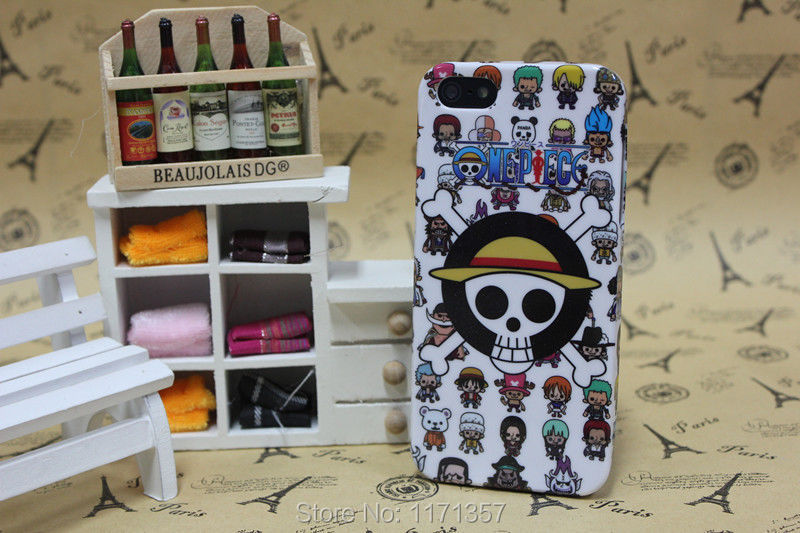 Anime ONE PIECE Tony Chopper Luffy Soft Rubber Cover Cell Phone Case Apple iPhone 5 5S - Always See You store