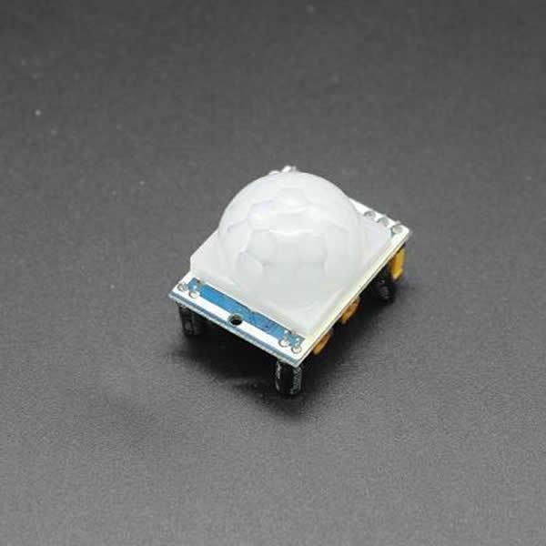 Гаджет  15925 Free Shipping SR501 HC-SR501 Adjust IR Pyroelectric Infrared PIR module Motion Sensor Detector Module None Электронные компоненты и материалы