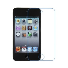 1pcs Ultra Clear Front Transparent LCD HD glossy Screen Protector Screen protective Guard film for Apple ipod touch 4