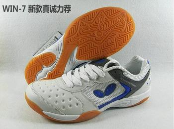 Free shipping new butterfly sports shoes WIN-7 table tennis shoes