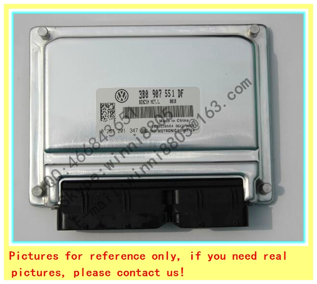 For Volkswagen Passat 1.8T car engine computer board/ECU/Electronic Control Unit/Car PC/ 3B0906018/3B0 906 018(China (Mainland))