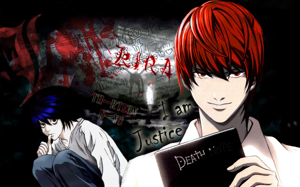 P0251 DEATH NOTE collectible anime japanimation print poster wall art 40x60cm(China (Mainland))