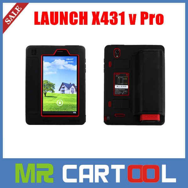 2015 Newest 100% Original Launch X431 V Launch X431 Pro WIFI/Bluetooth Tablet Full System Diagnostic Tool X431 V(Hong Kong)