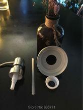 O-ring seal 1400sets/lot Free shipping  DIY Mason Jar Soap Dispenser Pump (jar not included)(China (Mainland))