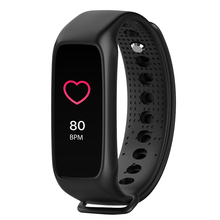 Buy L30t Bluetooth Smart Band Bracelet Cardio Dynamic Heart Rate Full Color Screen Pedometer Fitness Tracker Smart Watch Alarm Clock for $26.15 in AliExpress store