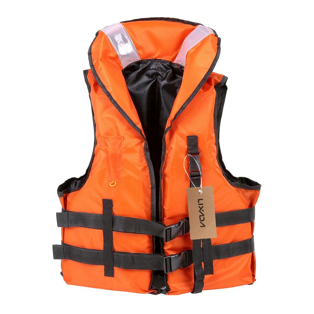 LIXADA Adult Safety Life Jacket Professional Survival Vest Swimming Boating Drifting Life Vest with Emergency Whistle(China (Mainland))