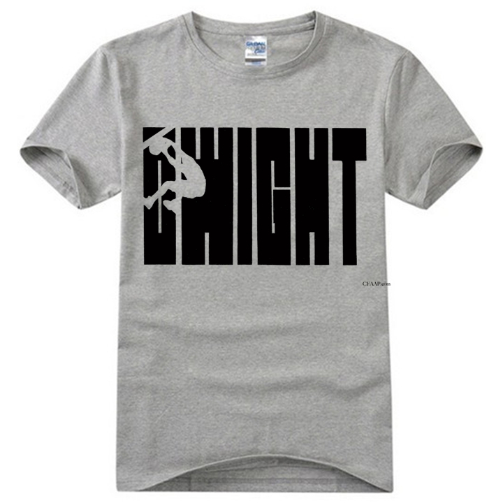 2015 new brand famous basketball player Howard summer t-shirt cotton print t shirt man tops tees cotton casual short sleeve(China (Mainland))