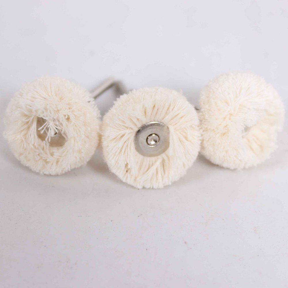 Гаджет  25mm Polishing Buffing cotton Round Yellow Wheel Fits for Dremel Rotary Tools dremel tools  dremel accessories  None Инструменты