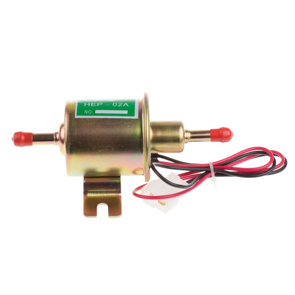New arrival 12v Universal Electric Fuel Pump Suitable for Diesel Petrol Engines
