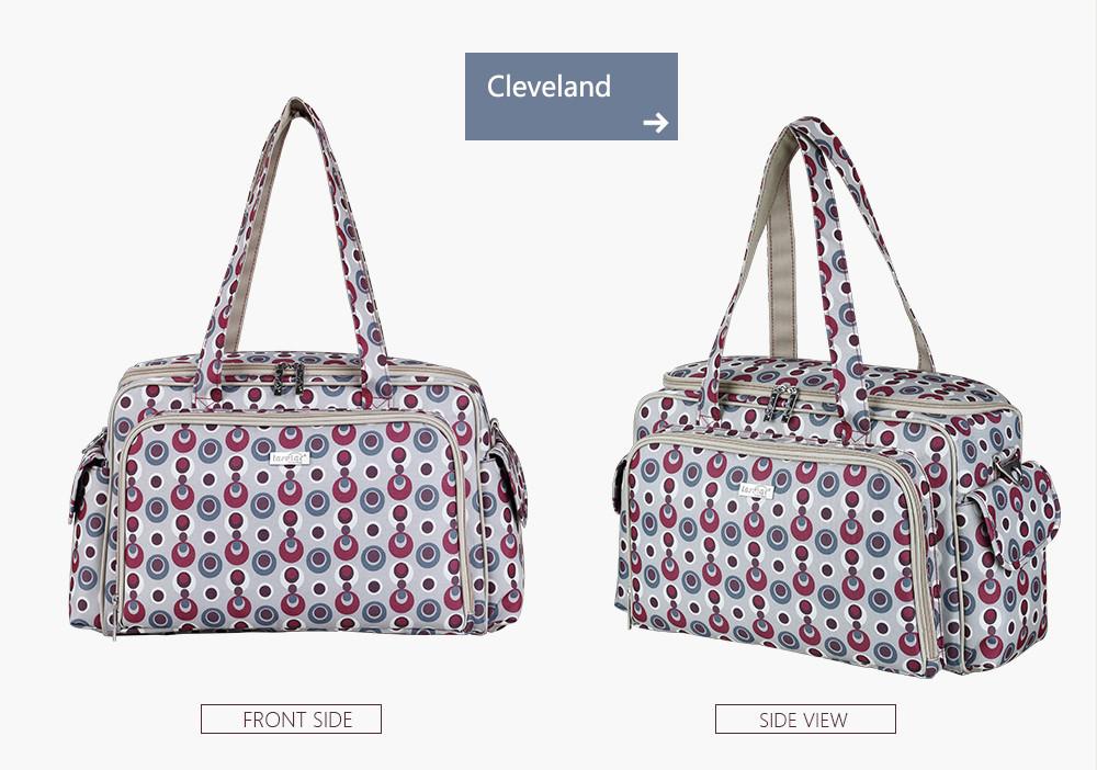 ซื้อ โดดเดี่ยวถุงทารกออแกไนเซอร์กระเป๋าผ้าอ้อมสำหรับคุณแม่รถเข็นเด็กถุงผ้าอ้อมถุงผ้าอ้อมกระเป๋าถือb olsos maternalesคลอดhobos