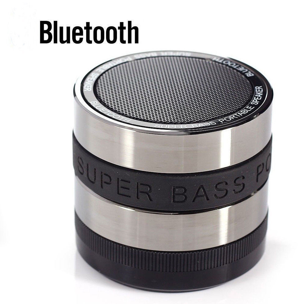 Portable Bluetooth Wireless Speaker Super Bass For Phone IPhone Samsung Tablet