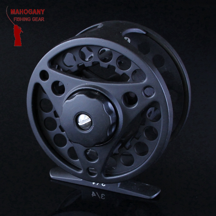 2016 Full Metal Fly Reel Large Arbor 2+1BB 1:1 Aluminum Alloy Die Casting Fly Fishing Reel Fishing Gear Fishing Tackle(China (Mainland))