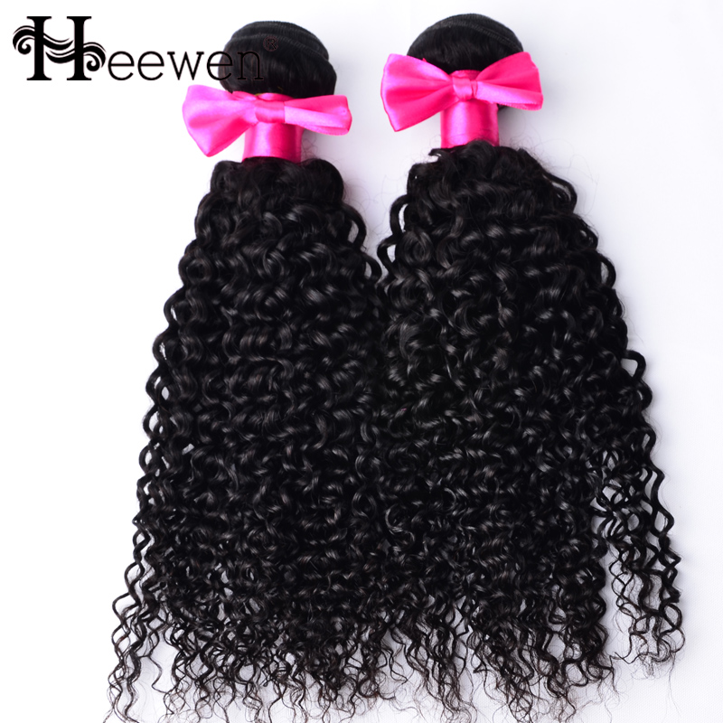 7A Grade Peruvian Curly Hair With Closure 3/4 Hair Bundles With Lace Closures Peruvian Virgin Hair Kinky Curly With Closure