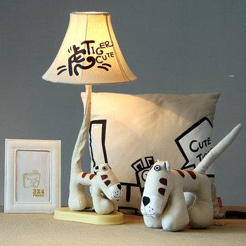Watch fabric lamp fashion rustic ofhead wedding gift table lamp set