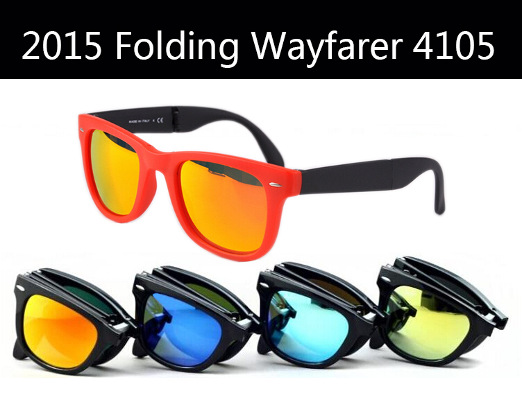 gafas ray ban folding wayfarer