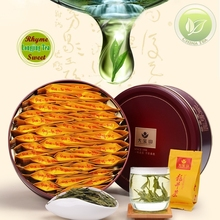 China Tea Dabaoshan Rhyme Sweet West Lake Long Jing Green Tea 120g,Hangzhou Xihu Longjing Green Coffee Dragon Well Spring Tea