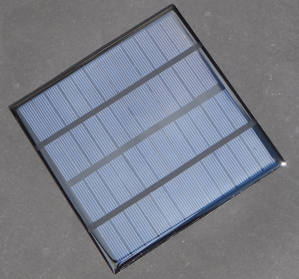 Wholesale! 3.5Watt 18V Mini Solar Cell Solar Module Polycrystalline Solar Panel For 12V Battery Charger 10pcs/lot Free Shipping(China (Mainland))