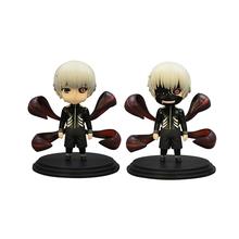 Комплект из 2 фигурок персонажа Кен Канеки (10 см) — Токийский гуль