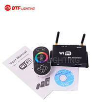 Wholesale WIFI-300 LED WiFi SPI Controller;LPD6803,TM1809,WS2801,WS2811,WS2812B,TLS3001,UCS1903, IC Dream Color Pixels LED Strip(China (Mainland))