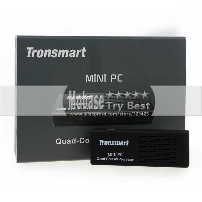 Tronsmart MK908 Quad Core TV Box Google Android 4.1 OS Mini PC RK3188 Cortex-A9 1.8GHz 2G RAM 8G ROM XBMC Bluetooth WiFi HDMI