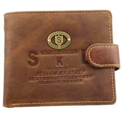 Бренд дизайнер Trifold мужчины кожаный бумажник 100% лучших натуральной кожи известные люди кошельки мужской деньги кошелек с монеты в кармане