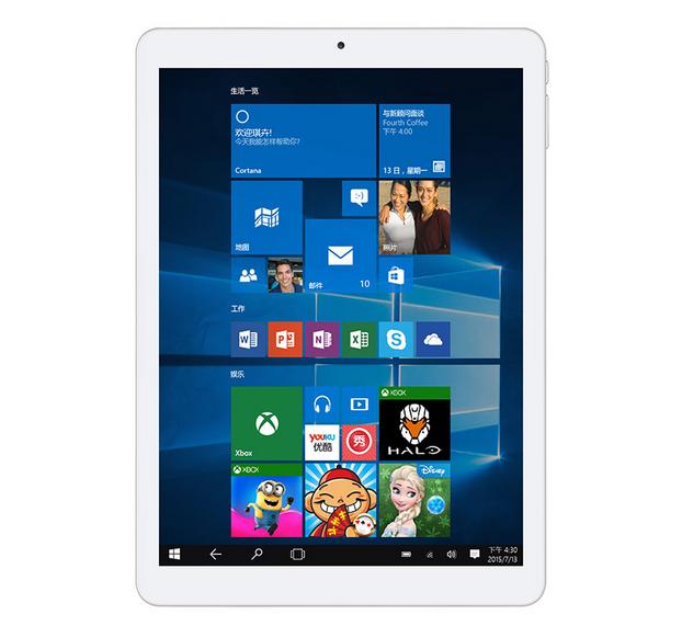 9.7 Inch IPS 2048x1536 Teclast X98 Plus II Dual OS Intel Cherry Trail Tablet PC 4GB RAM 64GB ROM Windows 10 & Android 5.1 HDMI(China (Mainland))