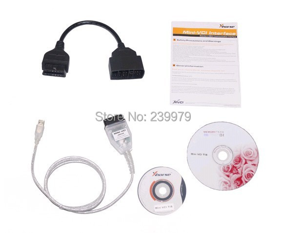 22pin cables as a gift !  2014 Hot Sale Toyota Tis Techstream MINI VCI OBD2 Diagnostic Tool with Free Shipping<br><br>Aliexpress
