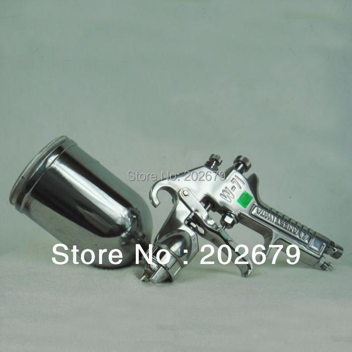 HOT imported with original packaging Japanese Iwata w-71G paint spray gun / furniture / wood automotive paint spray gun(China (Mainland))
