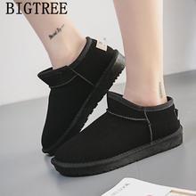 Kadınlar için kış çizmeler kar botları kadın yarım çizmeler kadın rahat ayakkabılar chaussures femme botas mujer invierno bottines femme ayakkabi(China)